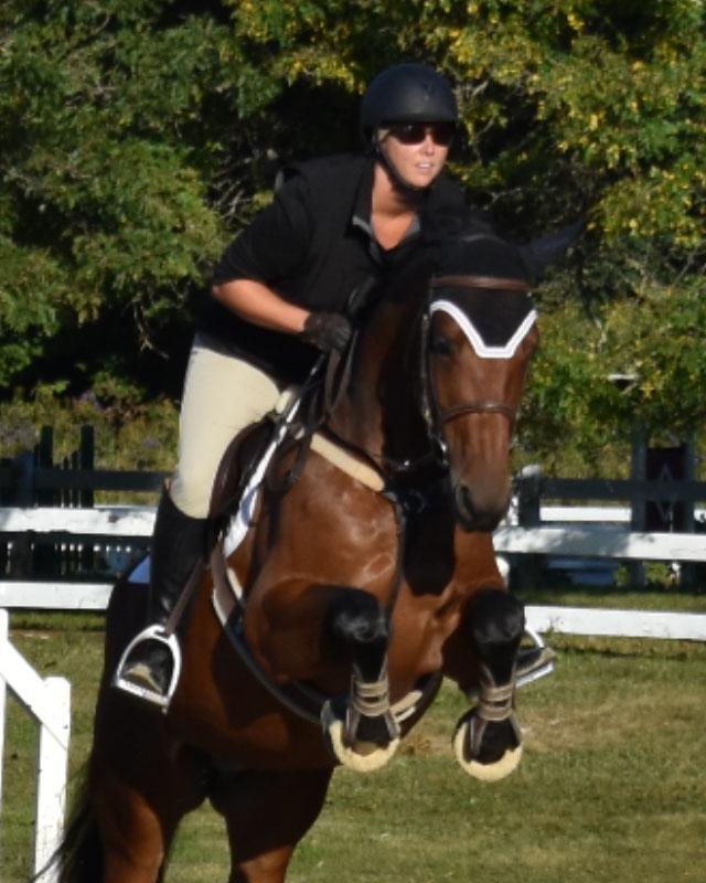 Roz Bimm Compass Equestrian Investment Horses